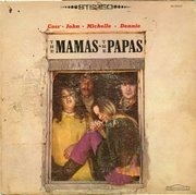 LP - The Mamas & The Papas - The Mamas & The Papas