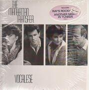 LP - The Manhattan Transfer - Vocalese