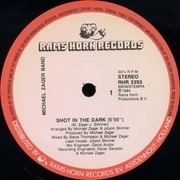 12'' - The Michael Zager Band - Shot In The Dark