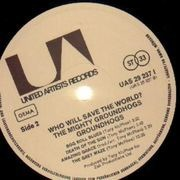 LP - The Mighty Groundhogs - Who Will Save The World? - DE GIMMICK SLEEVE