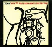 CD - Miles Davis Quintet - Cookin  With the... - Digipak