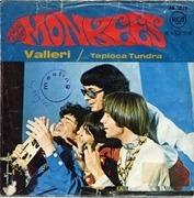 7'' - The Monkees - Valleri