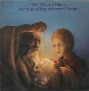 LP - The Moody Blues - On The Threshold Of A Dream