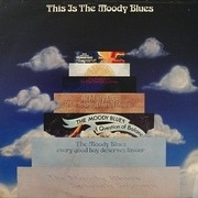 Double LP - The Moody Blues - This Is The Moody Blues - Gatefold