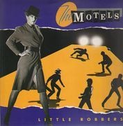 LP - The Motels - Little Robbers