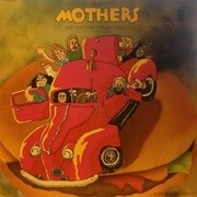 LP - The Mothers Of Invention - Just Another Band From L.A. - Gatefold