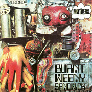 CD - The Mothers Of Invention - Burnt Weeny Sandwich