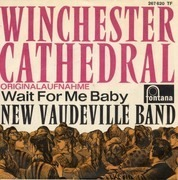 7'' - The New Vaudeville Band - Winchester Cathedral