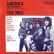 7'' - The Nice - America