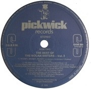 The Best Of The Nolan Sisters - Vol  2