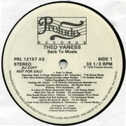 LP - Theo Vaness - Back To Music