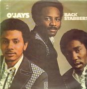 LP - The O'Jays - Back Stabbers