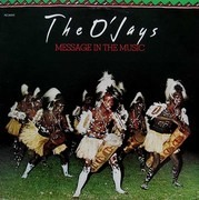 LP - The O'Jays - Message In The Music
