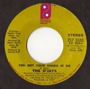 7'' - The O'Jays - Put Your Hands Together