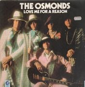 LP - the osmonds - love me for a reason