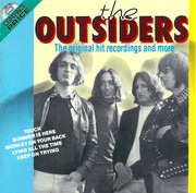 CD - The Outsiders - 'Finishing' Touch : The Original Hit Recordings And More
