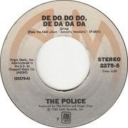 7'' - The Police - De Do Do Do, De Da Da Da
