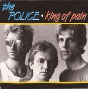 7'' - The Police - King Of Pain