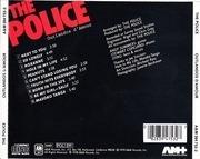 CD - The Police - Outlandos D'Amour