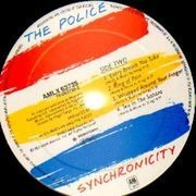 LP - The Police - Synchronicity