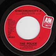 7'' - The Police - Synchronicity II