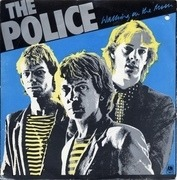7'' - The Police - Walking On The Moon