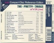 CD - The Pretty Things - Out Of The Island