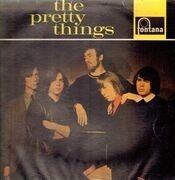 LP - The Pretty Things - The Pretty Things - 1st NL MONO