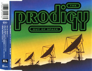 CD Single - The Prodigy - Out Of Space