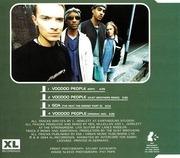 CD Single - the Prodigy - Voodoo People