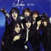 7'' - The Quireboys - Hey You