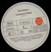 LP - The Rattles - Liverpool Beat Volume 2