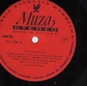 LP - The Rattles - The Rattles! - RED LABEL MUZA