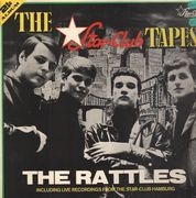 Double LP - The Rattles - The Star-Club Tapes - Star Club