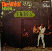 7'' - The Rattles - The Witch