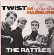 LP - The Rattles - Twist im Star-Club Hamburg - NUMBERED WHITE VINYL