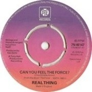 7'' - The Real Thing - Can You Feel The Force? - Pushout Centre