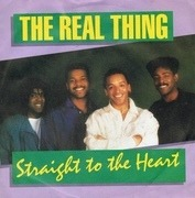 7'' - The Real Thing - Straight To The Heart