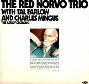 Double LP - The Red Norvo Trio With Tal Farlow And Charles Mingus - The Red Norvo Trio With Tal Farlow And Charles Mingus