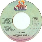 7'' - The Ritchie Family - Brazil