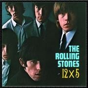 CD - The Rolling Stones - 12 X 5