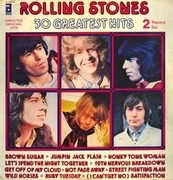 Double LP - The Rolling Stones - 30 Greatest Hits