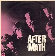 LP - The Rolling Stones - Aftermath - NOVA