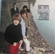 LP - The Rolling Stones - Big Hits (High Tide And Green Grass) - still sealed