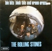 LP - The Rolling Stones - Big Hits (High Tide And Green Grass) - no booklet