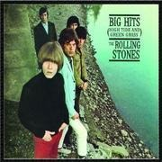 CD - The Rolling Stones - Big Hits (High Tide And Green Grass)