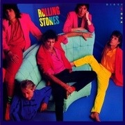 LP - The Rolling Stones - Dirty Work
