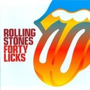 Double CD - The Rolling Stones - Forty Licks