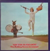 LP - The Rolling Stones - Get Yer Ya-Ya's Out! - EXPORT COPY