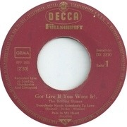 7'' - The Rolling Stones - Got Live If You Want It!
